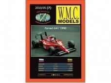WMC - Ferrari 641, Mastelis: 1/25, 7