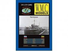 WMC - Partizanas, Scale: 1/100, 10