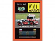 WMC - MAN TGX Formula Truck 2013, Mastelis: 1/25, 36