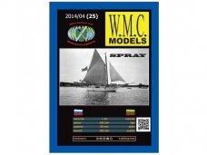 WMC - SPRAY Laser karkas, 1/50, 25-1