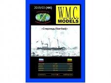 WMC - Sterliadj burės, Scale: 1/100, 44-2