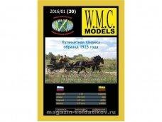 WMC - Tachianka, Mastelis: 1/18, 30