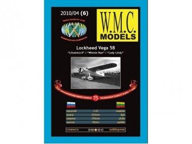 WMC - Lockhed Vega 5B, Mastelis: 1/33, 6