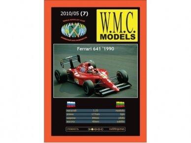 WMC - Ferrari 641, 1/25, 7
