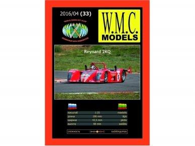 WMC - Reynard Laser karkas, Mastelis: 1/25, 33-1