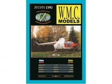 WMC - Mi - 1A, Scale: 1/33, 16