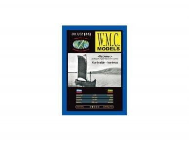 WMC - Kurenas Laser karkas, Scale: 1/50, 35-1
