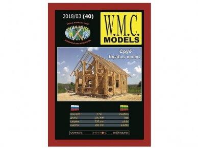 WMC - Wooden House, Mastelis: 1/50, 40