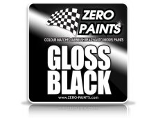 Zero Paints - Gloss Black paint, 60ml, ZP-3004
