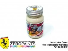 Zero Paints - Ferrari Sabbia (Creme) Leather, 60ml, ZP-1007