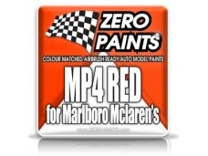 Zero Paints - McLaren MP4 Red nitro dažai, 60ml, ZP-1066
