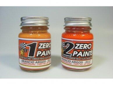 Zero Paints - Arancio Argos Mica 0117 (Pearl) pant, 2x30ml, ZP-1020