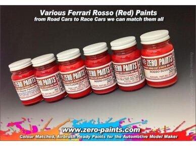 Zero Paints - Rosso Formula 1 Pre-2004, 60ml, ZP-1007