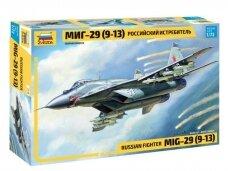 Zvezda - MiG-29C (9-13), 1/72, 7278