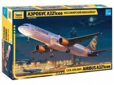 Zvezda - Airbus A321ceo, 1/144, 7040