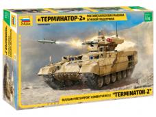 Zvezda - BMPT Terminator-2, Scale: 1/35, 3695