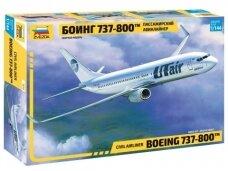 Zvezda - Boeing 737-800, 1/144, 7019