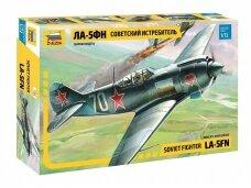 Zvezda - La-5FN Soviet Fighter, 1/72, 7203