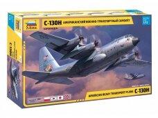 Zvezda - C-130 H Hercules, 1/72, 7321