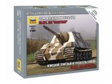 """Zvezda - Sd.Kfz 186 """"Jagdtiger"""", Mastelis: 1/100, 6206"""
