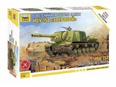 Zvezda - ISU-152, Mastelis: 1/72, 5026