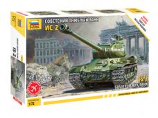 Zvezda - Soviet Heavy Tank IS-2 Stalin, 1/72, 5011