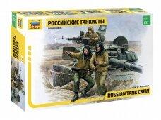 Zvezda - Russian Modern Tank Crew, Scale: 1/35, 3615