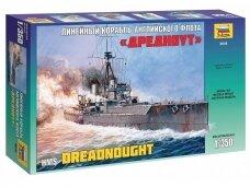 Zvezda - HMS Dreadnought, Scale: 1/350, 9039
