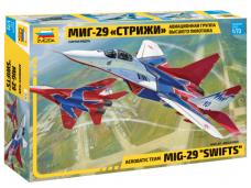 "Zvezda - Aerobatic Team MiG-29 ""Swifts"", Mastelis: 1/72, 7310"
