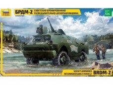 Zvezda - BRDM-2, 1/35, 3638