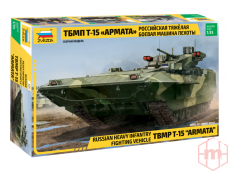 Zvezda - Russian Heavy Infantry Fighting Vehicle TBMP T-15 Armata, Scale: 1/35, 3681