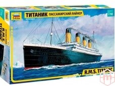 Zvezda - R.M.S. Titanic, 1/700, 9059