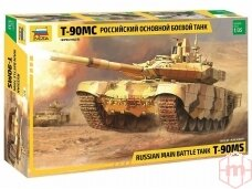 Zvezda - T-90MS, Mastelis: 1/35, 3675
