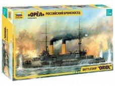 Zvezda -Battleship Oriol, Scale: 1/350, 9029