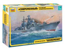 """Zvezda - """"Sovremenny"""" Russian Destroyer, Mastelis: 1/700, 9054"""