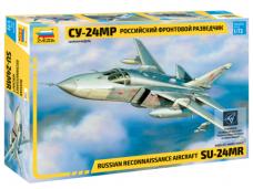 "Zvezda - Russian reconnaissance Aircraft Su-24MR ""Fencer-E"", Scale: 1/72, 7268"
