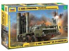 Zvezda - S-400 Triumf, 1/72, 5068