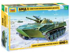 Zvezda - Soviet atrborne figthing vehicle BMD-1, Scale: 1/35, 3559
