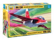 Zvezda - Russian Demonstrator Yak-130, 1/72, 7316