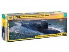 Zvezda - Russian Nuclear Ballistic Submarine Tula, 1/350, 9062