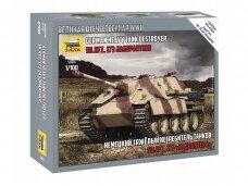 Zvezda - Sd.Kfz. 173 Jagdpanther, Mastelis: 1/100, 6183
