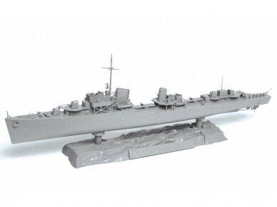 Zvezda - WWII Destroyer Z-17 Diether von Roeder, Mastelis: 1/350, 9043 3