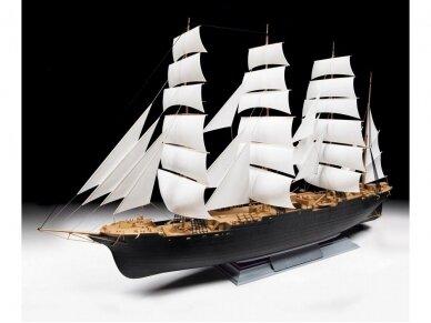 "Zvezda - ""Kruzenshtern"" - Russian Four-Masted Barque, Mastelis: 1/200, 9045 5"