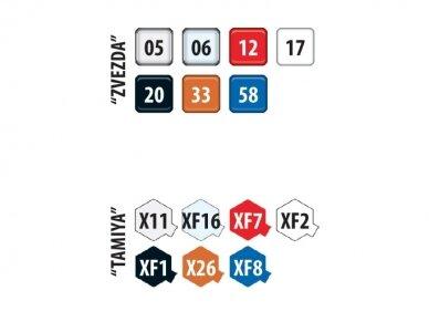 Zvezda - Fire Service UAZ 3909, Mastelis: 1/43, 43001 3