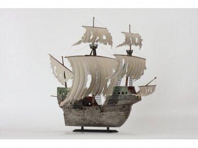 Zvezda - Flying Dutchman, Mastelis: 1/100, 9042 2