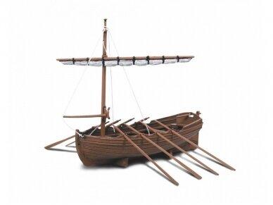 Zvezda - Medieval Life-Boat, Mastelis: 1/72, 9033 2