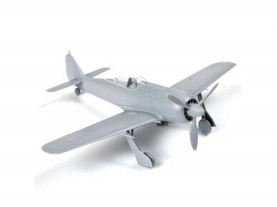 Zvezda - Focke-Wulf Fw-190 A4, Mastelis: 1/72, 7304 2