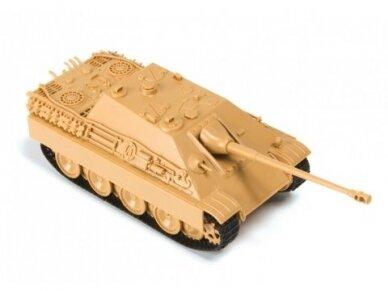 Zvezda - German Tank Destroyer Jagdpanther, Mastelis: 1/72, 5042 3