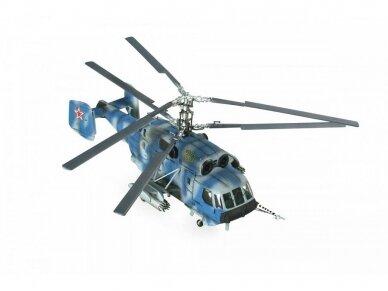 "Zvezda -  Russian Marine Support Helicopter ""Helix B"", Mastelis: 1/72,7221 3"