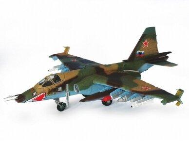 Zvezda - Soviet Attack aircraft Su-25 Frogfoot, 1/72, 7227 3